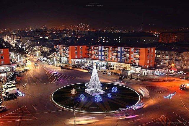 Stepanaker, the capital of Artsakh