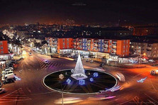 Stepanakert at Night