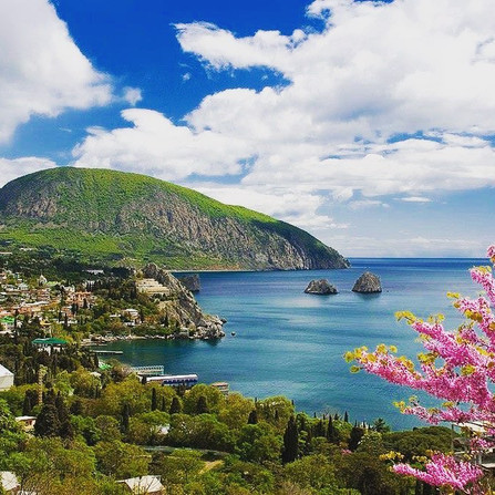 Black Sea in Crimea