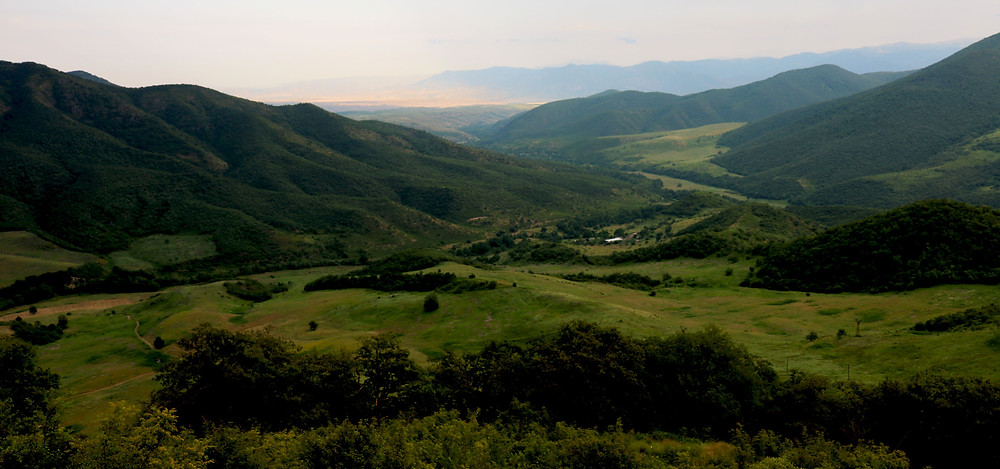 Mountains in Nagorno-Karabakh (Artsakh)