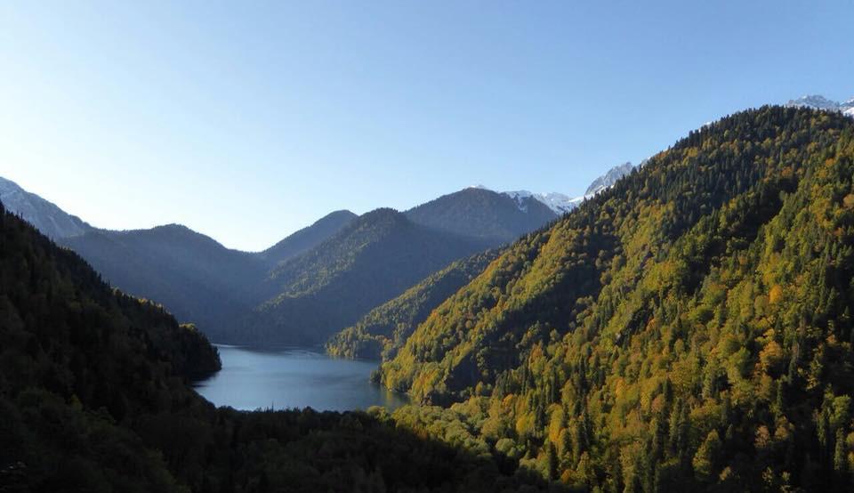 Lake Ritsa