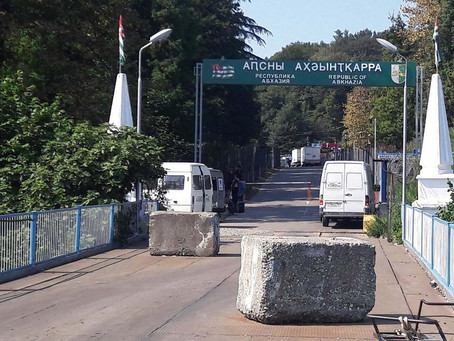 How to Get to Abkhazia
