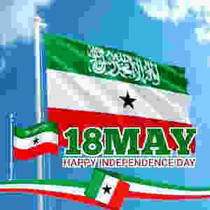 Somaliland Independence Poster