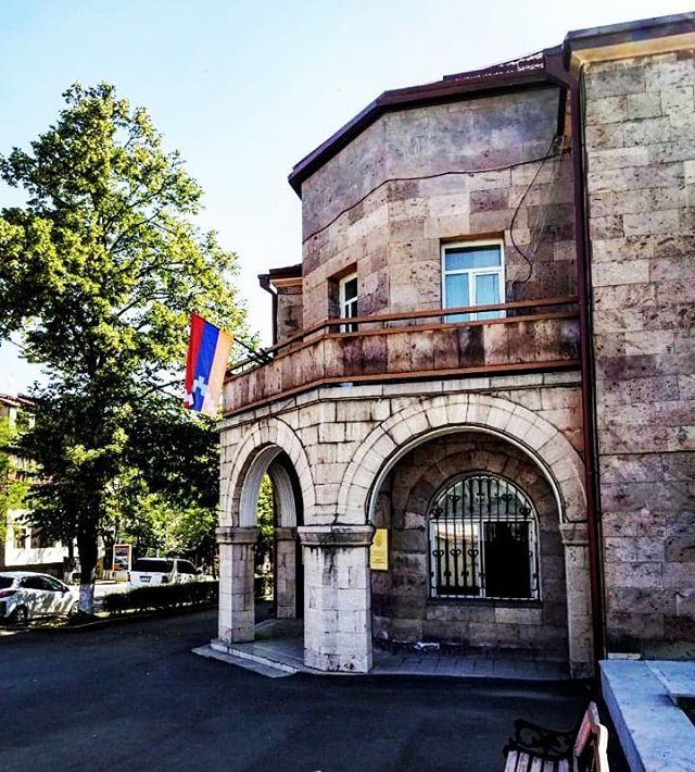Ministry of Foreign Affairs in Stepanakert