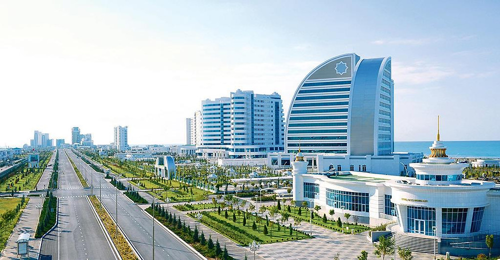 Avaza, Turkmenistan