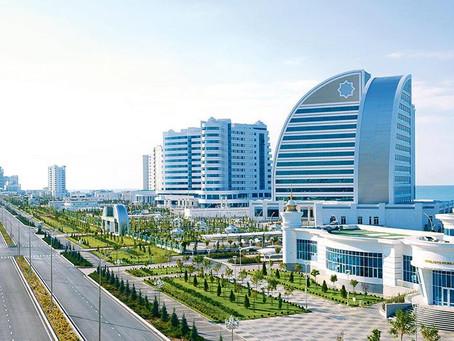 Turkmenistan: Avaza
