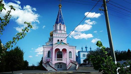 Church in Gagauzia