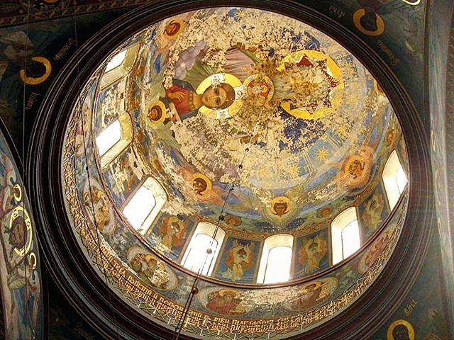 New Athos Monastery, Abkhazia