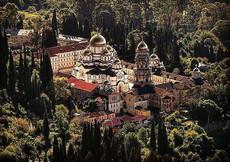 New Athos Monestary in Abkhazia