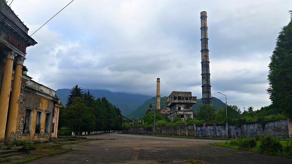 Tkvarcheli, Abkhazia