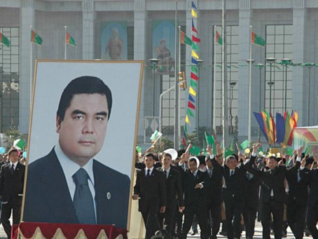 Leader of Turkmenistan