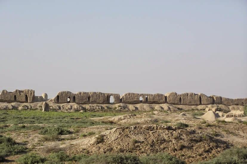 Ancient Merv, Turkmenistan