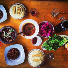 Abkhaz Cuisine