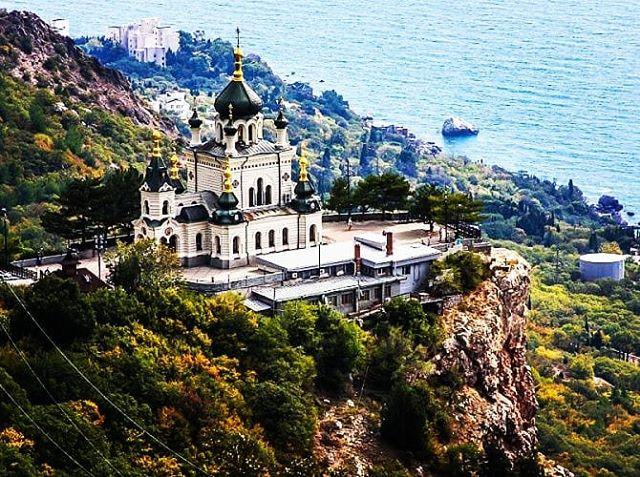 Foros Monestary in Crimea