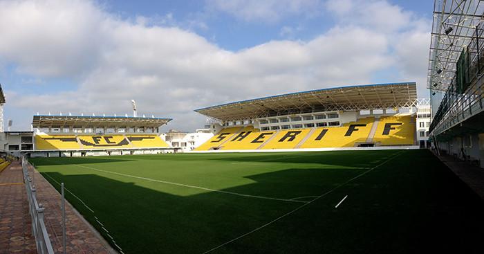 Sheriff Stadium, Transnistria