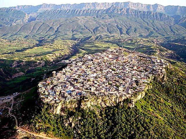 Amedi, a city in Iraqi Kurdistan