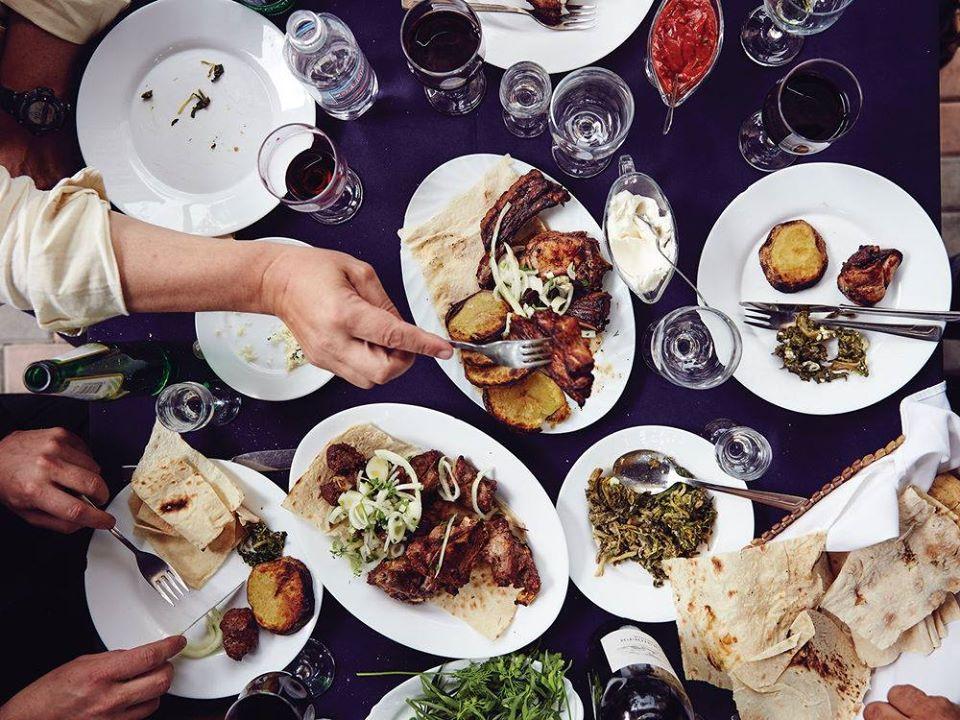 Armenian Cuisine in Artsakh (Nagorno-Karabakh)