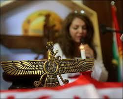 Zoroastrian Temple in Iraqi Kurdistan