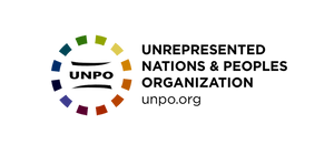 Logo of the unrepresented nations and peoples organization