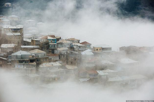 Kubachi Village Dagestan