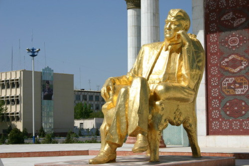 Turkmenbashi Sitting
