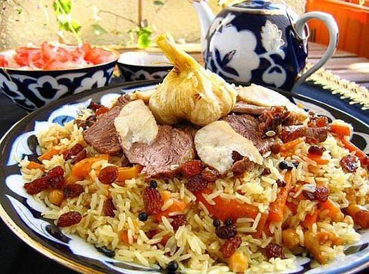 Turkmen Pilaf