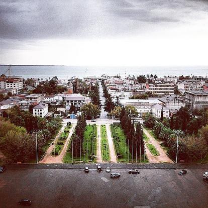 View of Abkhazia