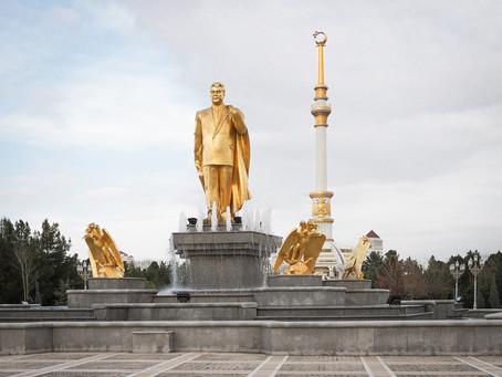 Turkmenbashi: 'President for Life' of Turkmenistan