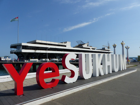 Sukhumi: The Capital of Abkhazia