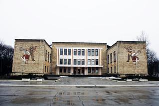 School in Transnistria