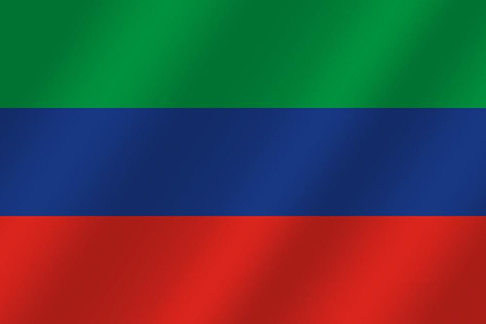 Flag of Dagestan