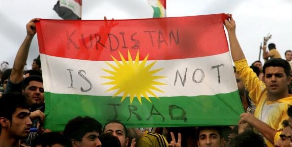 Kurdish referendum in 2017