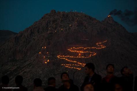 Nowruz in Akre, Iraqi Kurdistan