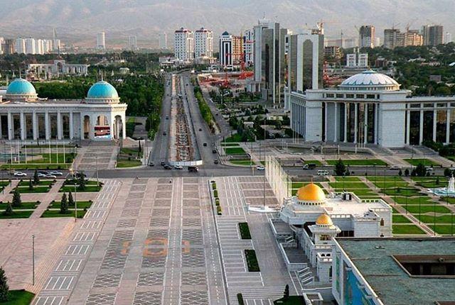 Central Ashgabat