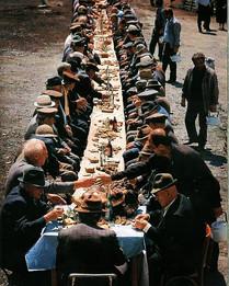 South Ossetian Feast