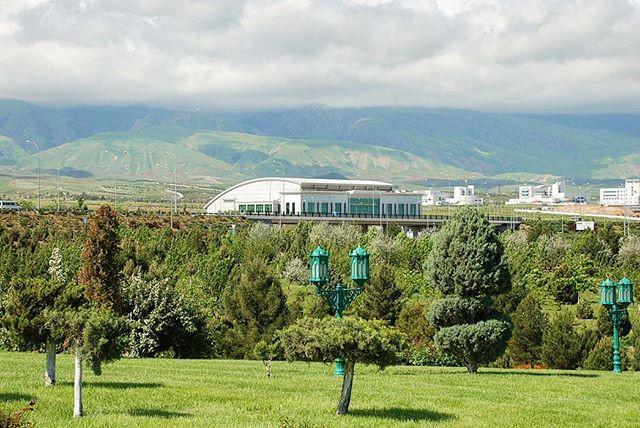 Turkmenistan Farm