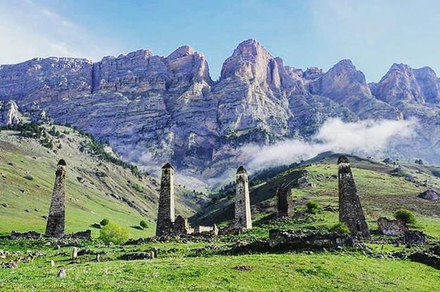 Ingush Defencive Towers