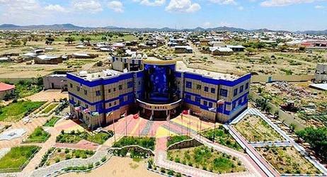 Hotel in Somaliland