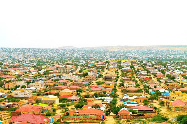 View of Hargeisa