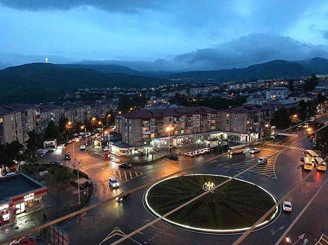 View of Stepanakert