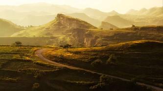 Nature in Dagestan