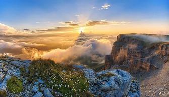 Mountain View in Dagestan