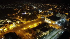 Stepanakert At Night