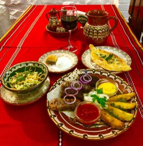 Food in Gagauzia