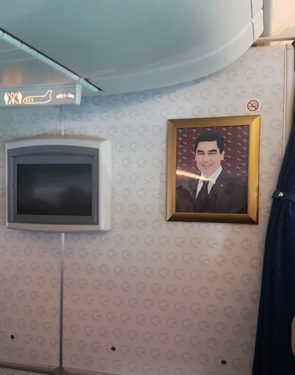 Flying Turkmenistan Airlines