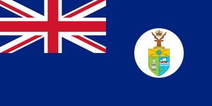 Flag of British Somaliland