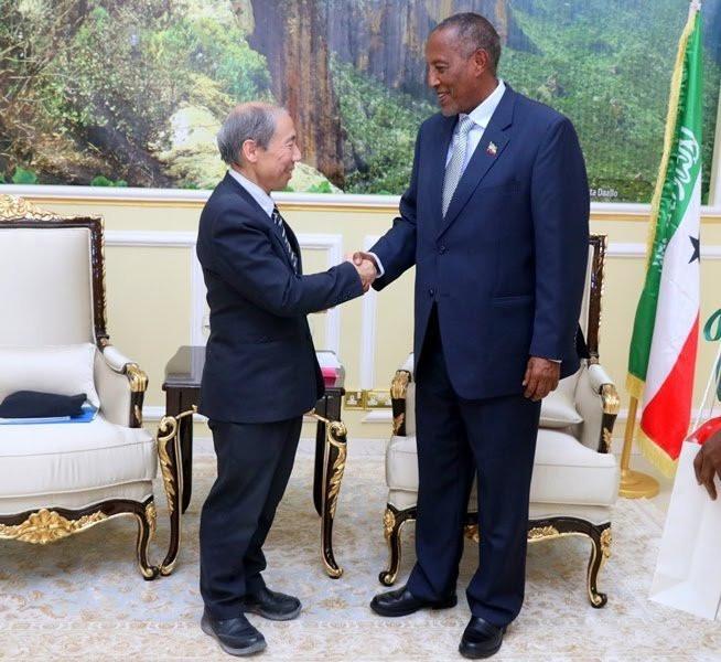 Somaliland-USA Diplomats