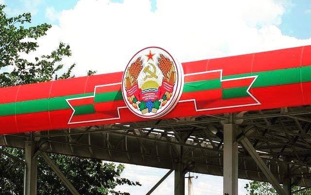 Transnistria Border Crossing