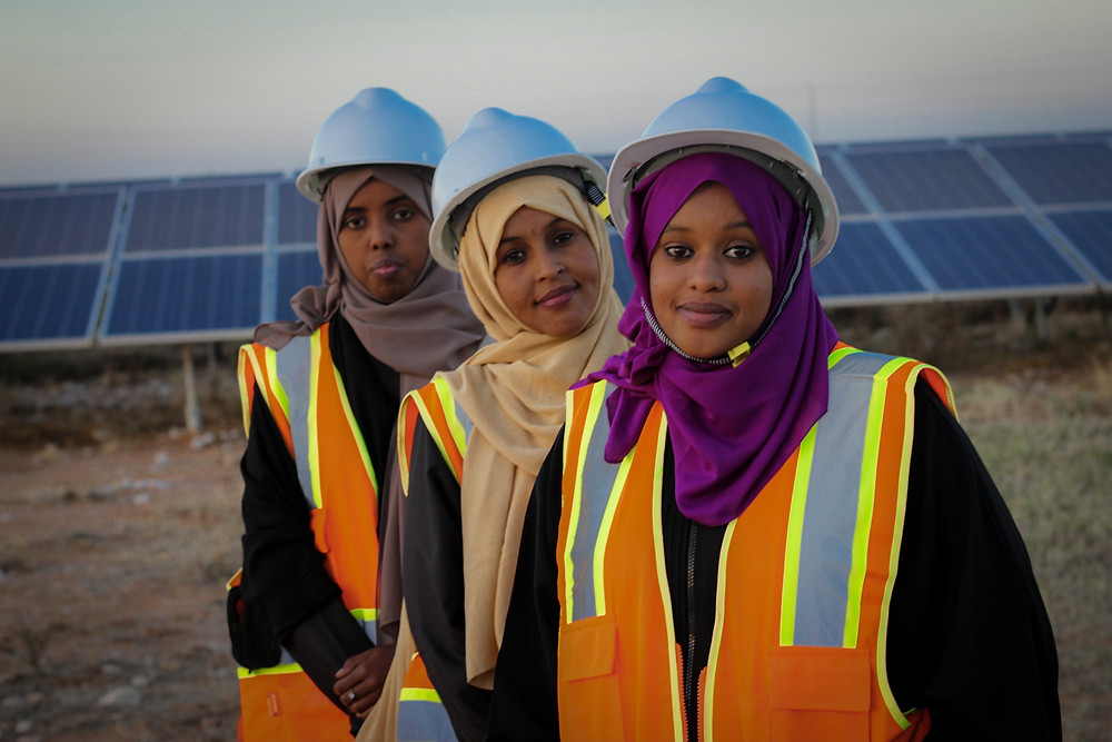Female Workers in Somaliland