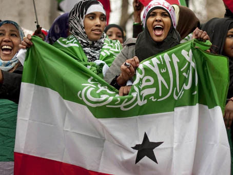 Women in Somaliland